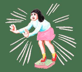 Keiko Sootome's Greetings sticker #9478