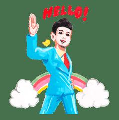 Keiko Sootome's Greetings sticker #9480