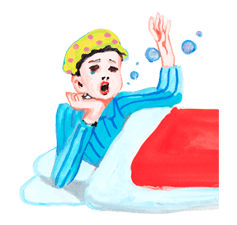 Keiko Sootome's Greetings sticker #9482