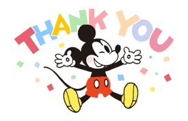 Mickey Mouse sticker #5615