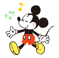 Mickey Mouse sticker #5626