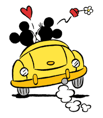 Mickey Mouse sticker #5654