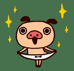 PANPAKA PANTS sticker #8231