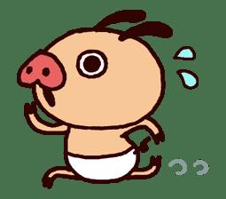 PANPAKA PANTS sticker #8252