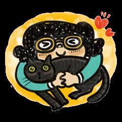 Hana love meow's 365