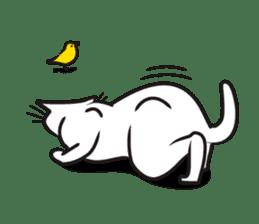 I am a cat. sticker #53040