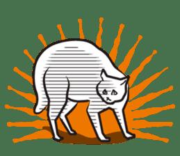 I am a cat. sticker #53052