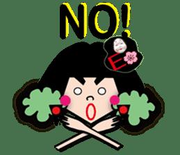 Emechan  FIMD Japanese style ver. sticker #53561