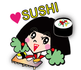 Emechan  FIMD Japanese style ver. sticker #53563