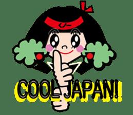 Emechan  FIMD Japanese style ver. sticker #53564