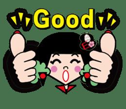 Emechan  FIMD Japanese style ver. sticker #53569