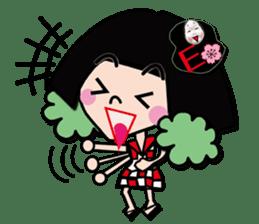 Emechan  FIMD Japanese style ver. sticker #53572
