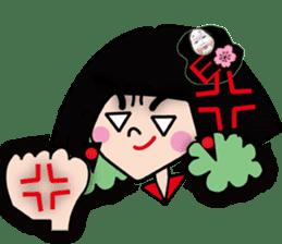Emechan  FIMD Japanese style ver. sticker #53573