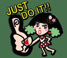 Emechan  FIMD Japanese style ver. sticker #53579