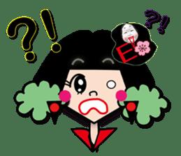 Emechan  FIMD Japanese style ver. sticker #53585