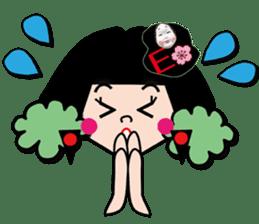 Emechan  FIMD Japanese style ver. sticker #53589