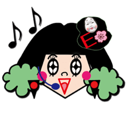 Emechan  FIMD Japanese style ver. sticker #53591