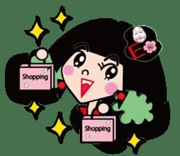 Emechan  FIMD Japanese style ver. sticker #53594