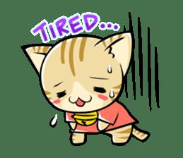 SUZU-NYAN sticker(English version) sticker #53843