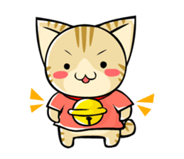 SUZU-NYAN sticker(English version) sticker #53844