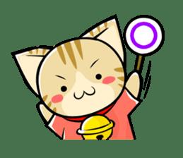 SUZU-NYAN sticker(English version) sticker #53850
