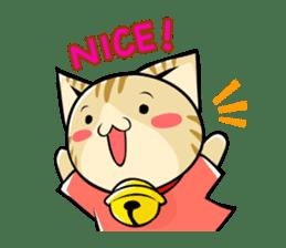 SUZU-NYAN sticker(English version) sticker #53852