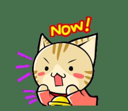 SUZU-NYAN sticker(English version) sticker #53853