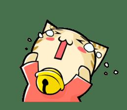 SUZU-NYAN sticker(English version) sticker #53854