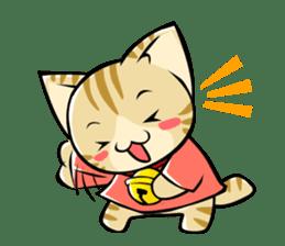 SUZU-NYAN sticker(English version) sticker #53855