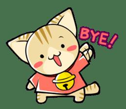SUZU-NYAN sticker(English version) sticker #53857