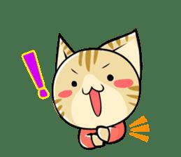 SUZU-NYAN sticker(English version) sticker #53859