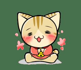 SUZU-NYAN sticker(English version) sticker #53860
