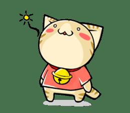 SUZU-NYAN sticker(English version) sticker #53862