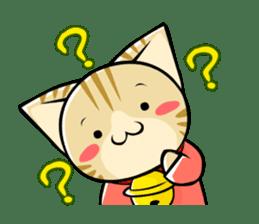 SUZU-NYAN sticker(English version) sticker #53864
