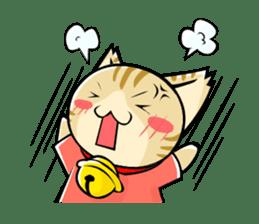 SUZU-NYAN sticker(English version) sticker #53865