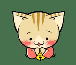 SUZU-NYAN sticker(English version) sticker #53866