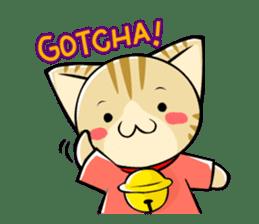 SUZU-NYAN sticker(English version) sticker #53867
