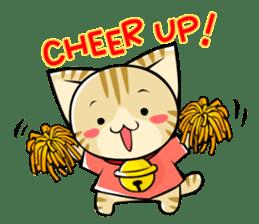 SUZU-NYAN sticker(English version) sticker #53868