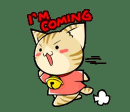 SUZU-NYAN sticker(English version) sticker #53874