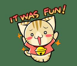 SUZU-NYAN sticker(English version) sticker #53875