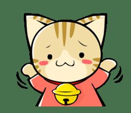 SUZU-NYAN sticker(English version) sticker #53877