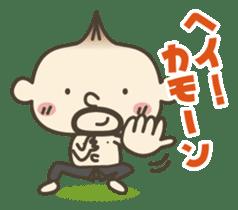 Onion uncle sticker #53887