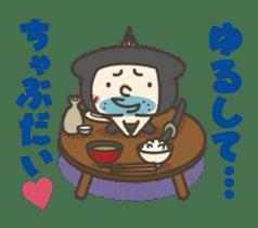 Onion uncle sticker #53890
