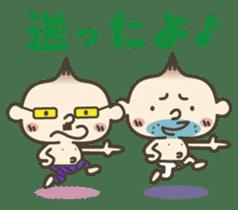 Onion uncle sticker #53912