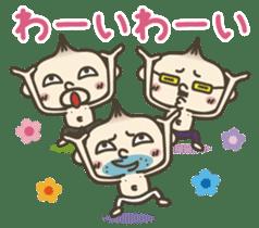 Onion uncle sticker #53915