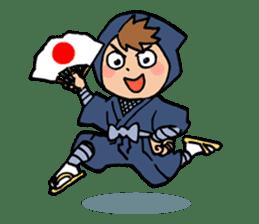Ninja Newbies Ken & Shuri sticker #53958