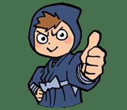 Ninja Newbies Ken & Shuri sticker #53962