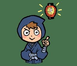 Ninja Newbies Ken & Shuri sticker #53966