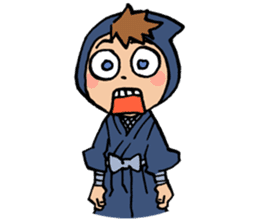 Ninja Newbies Ken & Shuri sticker #53967