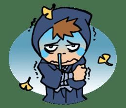 Ninja Newbies Ken & Shuri sticker #53984